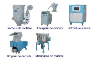 Equipement industriel: pièces de rechanges industrielles