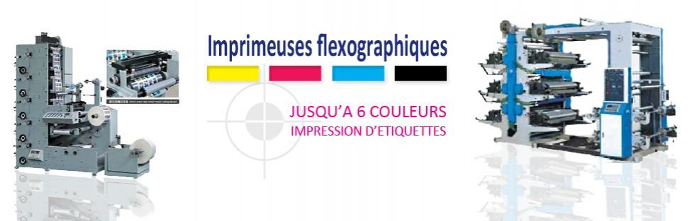 Imprimeuses flexographiques